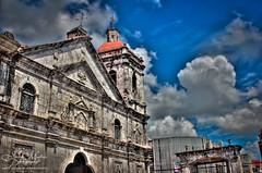 Basilica del Sto. Nino Church, Cebu (JeneaWhat) Tags: church canon philippines cebu hdr