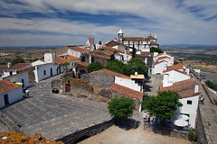 The fortified village (Rui Pedro Vieira) Tags: travel portugal architecture arquitectura ancient village medieval vila viagem historical monsaraz alentejo muralha reguengosdemonsaraz altoalentejo historicalvillage mygearandme mygearandmepremium ruby5