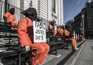 Witness Against Torture: Fast for Justice, Day 5