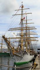 IMG_1669 (Paco Gonzlez1) Tags: puerto muelle corua barco cuttysark 2012 velero tallshipsrace trasatlantico
