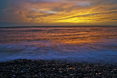 Sunset (Aleks Dvila - Fotgrafo) Tags: south pixie devon