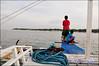 Approaching Malapascua Island (pickled_newt) Tags: sea people tourism beach island boat philippines transport diving tourists destination filipinos banka malapascua pinoys pumpboat islandgetaway threshershark centralvisayas baroto