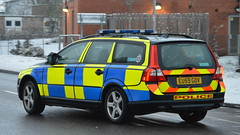 Essex Police   Volvo V70   Roads Policing Unit   Txxx   NT03   EU59 GDV (Chris' 999 Pics) Tags: old uk blue light england woman man speed lights bill pc nikon bars order cops united nick blues kingdom cop copper and service law enforcement breakers emergency 112 siren coppers arrest policeman 999 constable 991 twos strobes policing lightbars d3200 rotators leds