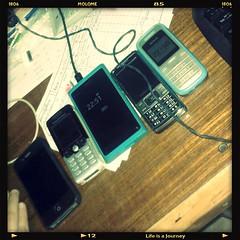 โทรศัพท์ของครอบครัวบ้านฉัน เหลือของพ่อ กะเครื่องที่ถ่าย #MobilePhone