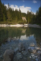 Stillness (Boscardin Francesco) Tags: lake water lago acqua stillness montagna moso montain dolomiti sesto