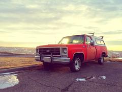 1979 Chevrolet C10 Custom Deluxe (dave_7) Tags: chevrolet truck deluxe pickup 70s custom 1979 c10