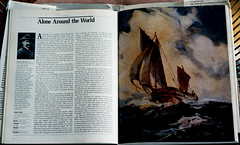 joshua slocum / sailing around world / alone (bluebird87) Tags: film book nikon kodak joshua f100 dxo epson v600 sailer slocum