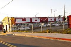UDON (STILSAYN) Tags: california graffiti bay berkeley udon east area 2013