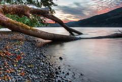 Cultus Lake Sunset