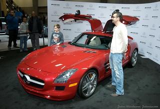 2013 Washington Auto Show - Lower Concourse - Mercedes-Benz 4 by Judson Weinsheimer