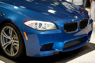 2013 Washington Auto Show - Lower Concourse - BMW 1 by Judson Weinsheimer