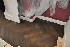 Who lives in a place like this ? (The Flooring Artisan) Tags: wood floors french oak parquet overlay flooring plank underfloor heating woodfloors herringbone rainleaf
