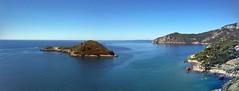 Porto Ercole (Maria Velon) Tags: blu portoercole toscana mare cielo sea