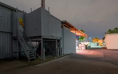 RF Hazard Zone (Andrew_Dempster) Tags: sa night mobiletower urban nightshot norwood australia urbanlandscape rfhazardarea nightscape longexposure southaustralia nightphotography au