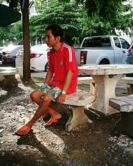 Thailand Thailand_allshots Thai Man Thai People Samut Prakan Bangchalong Asian  ASIA Man Outdoors The Places I've Been Today Rest Resting Rest & Relax (markusg2010) Tags: thailand thailandallshots thaiman thaipeople samutprakan bangchalong asian asia man outdoors theplacesivebeentoday rest resting restrelax