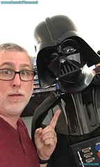 2016 InfinityCon 16 Vader (Cosmic Times) Tags: star martin cosplay infinity times wars cosmic con pierro infinitycon