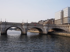Pont Neuf (procrast8) Tags: paris france river seine pont neuf bridge