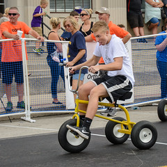 Tongue Power! (WayNet.org) Tags: hagerstown indiana jubileedays waynecounty festival race tongue tricycle waynet camera:model=nikond7100 exif:aperture=80 exif:make=nikoncorporation geocity exif:lens=tamronaf18270mmf3563diiivcpzdb008n exif:isospeed=320 exif:focallength=55mm exif:model=nikond7100 geolocation geocountry geostate camera:make=nikoncorporation