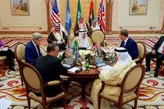 Secretary Kerry Participates in Meeting Focused on Yemen (U.S. Department of State) Tags: johnkerry jeddah saudiarabia yemen