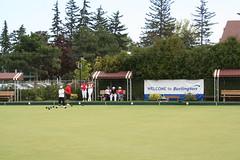 Burlington Lawn Bowling Club (Discover Burlington Ontario) Tags: burlingtonlawnbowlingclub lawnbowling sports actionshot burlington ontario canada