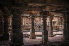 Pillars of Belur (rao_subashchandra) Tags: belur hoysala temple karnataka historical site