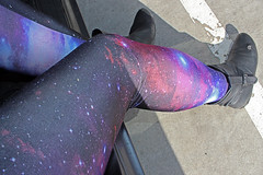 Leggings (Unusual Stylings) Tags: unisex freedressing boots booties anklebooties ankleboots leggings tights patternedtights galaxytights meninleggings mensleggings meggings galaxyleggings galaxymeggings patternedleggings patternedmeggings guyinleggings menwearingleggings manwearingleggings guywearingleggings maninleggings