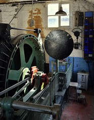 Caphouse Colliery Winding House. (Michael's pics... (The Amateur Wanderer)) Tags: caphouse colliery pit coal mine steam winder winding engine house depth gauge ncm national musuem