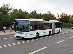 Iveco Urbanway 18 - Disneyland 72 (Pi Eye) Tags: bus autobus articul gelenk disneyland eurodisney disney navette shuttle irisbus iveco urbanway urbanway18