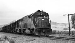 V-20's at Spadra (GRNDMND) Tags: trains railroads southernpacific espee sp ssw locomotive emd sd45t2 sd45 spadra pomona california
