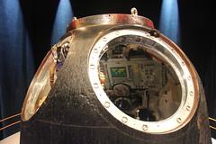 Soyuz unveiling at Space Expo in Noordwijk (europeanspaceagency) Tags: soyuz exhibit spaceexpo andrkuipers kononenko olegkononenko esa roscosmos astronaut cosmonaut noordwijk media