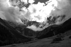M O N O 2 . 0 (TimsPhotos_) Tags: monochrome mountains austria sky clouds landscape landschaft blacknwhite canon 70d