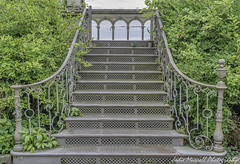 Stairway to Nowehere (jodee1kenobi) Tags: witleycourt englishheritage mansion derelict ruins worcestershire greatwitley