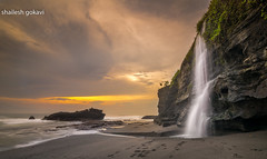 Melasti Beach , Bali. (segokavi) Tags: bali melasti waterfall sunset beach d810 landscape sigma1735mmexdg