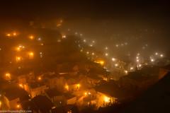 Barisano (donscara) Tags: matera sassi italy travel landscape city architecture street house fog road instagram photooftheday christmas night