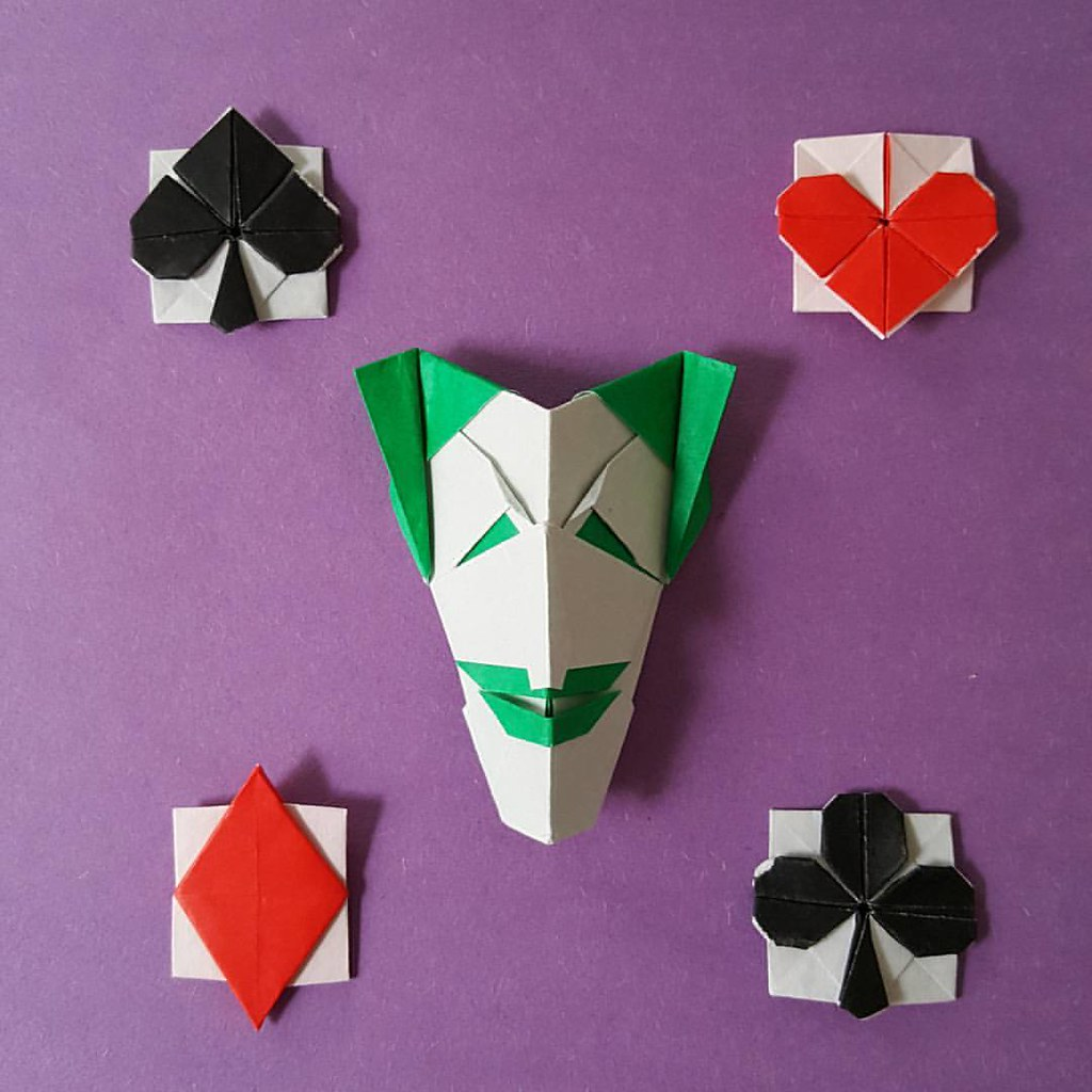 the worlds best photos of batman and origami flickr