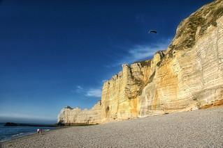 Amont's cliffs, Etrétat