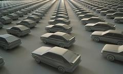 Mini-Audi (phozuppel) Tags: audi pinakothekdermoderne mnchen sony