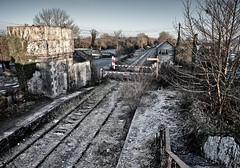 Abandoned Station, Moate, Westmeath, Ireland. (2c..) Tags: frozenintime station abandoned 2c 2cireland closed westmeath abandonedireland ireland railroad railway