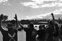 Standing Rock Protest (francescariccardi) Tags: protest indigenous rights native americans sioux tribe protect environment north dakota usa pipeline water is life