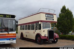 19992 (northwest85) Tags: devon general stagecoach south west lrv 992 19992 leyland titan pd2 1956 hop oast horsham bus rally 2016 lrv992