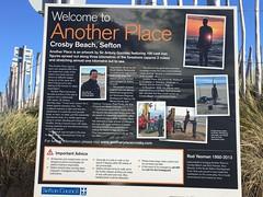 Another Place, Crosby Beach, Sefton UK (Creusaz) Tags: another place crossby beach sefton uk