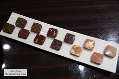 Chocolates to nibble on (thewanderingeater) Tags: jacquesgenin paris france patisserie confectioner 3rdarrondissment teahouse
