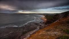 Long Reef Sunrise (RoosterMan64) Tags: australia longexposure longreef nsw northernbeaches rockshelf seascape