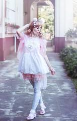 001 (other_b) Tags: pastel japanese fashion harajuku alternative pink colors fashionblogger blogger blog japanesefashion canon canont3 canonrebelt3 50mm model girl