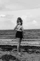 _DSC0578 (annabelneu) Tags: pinup modern mug girl sea coffe coffee beach black white paulina