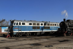 I_B_IMG_8959 (florian_grupp) Tags: asia china steam train railway railroad diaobingshan tiefa liaoning sy coal mine 282 mikado steamlocomotive locomotive 280 consolidation kd6 usatc s160 us kd6487 lima