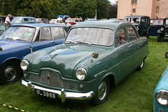 Ford Zephyr Six (grobertson4) Tags: fyviecastle classic vehicle ford zephyr six