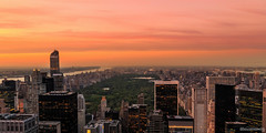 Sunset over Central Park - New York - USA (chassamax) Tags: 1x2 centralpark nyc america amrique boyer building canon6d city cityscape color coucherdesoleil couleur empirestatebuilding etatsunis formatpaysage immeubles landscape maxence maxenceboyer maxenceboyerphoto newyork newyorkcity orange panorama paysage paysageurbain printemps rockfeller skyscapers skyscraper spring sunset topoftherock unitedstatesofamericausa usa ville wwwmaxenceboyerphotocom tatsunis
