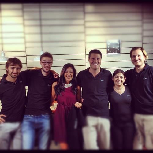 Un saluto speciale ai miei amici di @DontMovie che nel loro hanno contribuito a questo viaggio!!! #ciaoamiciNY