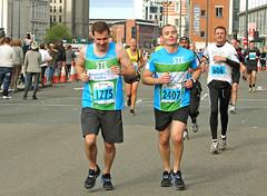 17 Miles and still breathing (Mr Grimesdale) Tags: marathon stevewallace mrgrimesdale merseymarathon merseymarathon2012